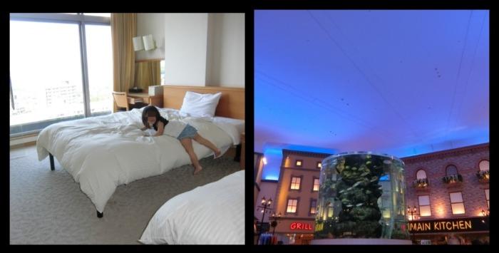 杉乃井ホテルの部屋