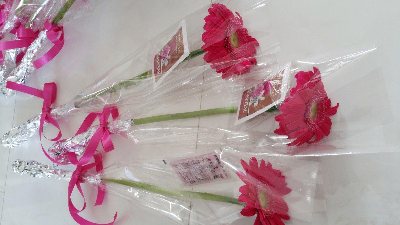 先生へ贈る花