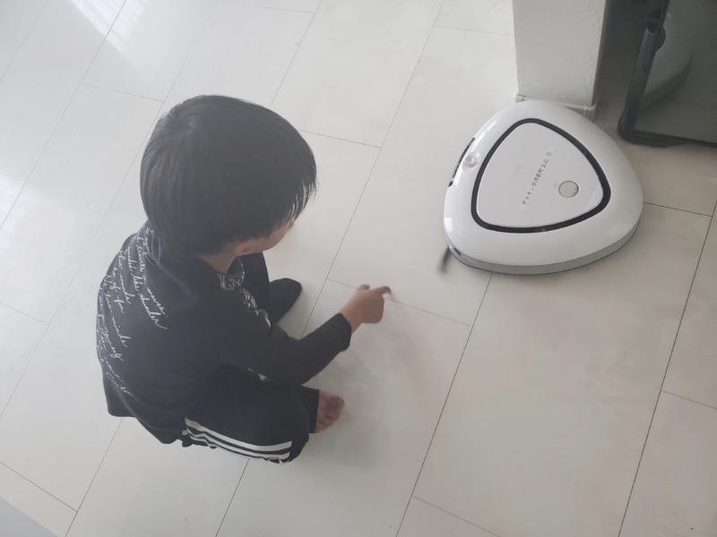 ロボットクリーナーダスキンSiRo