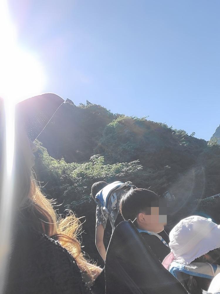 釣り堀のカヌー