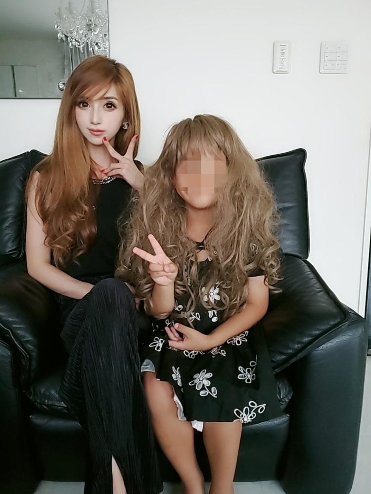 貴咲愛鈴と子供