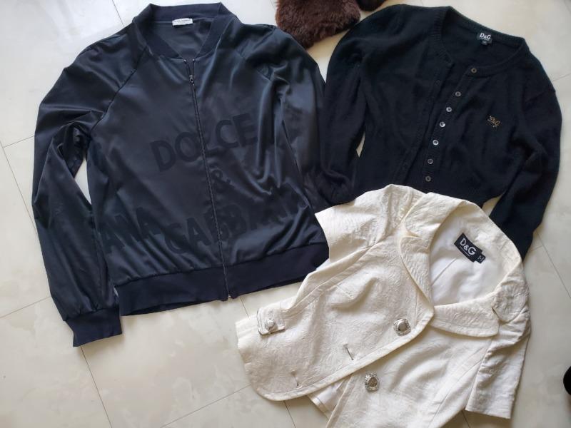 ドルガバの洋服達