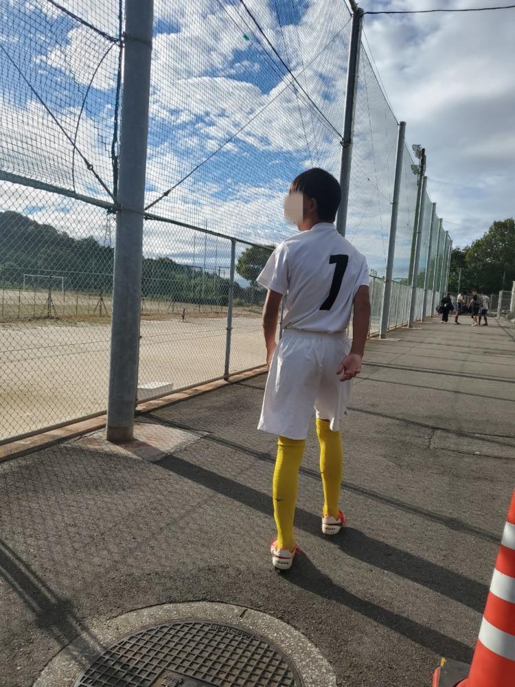 中学生サッカー部