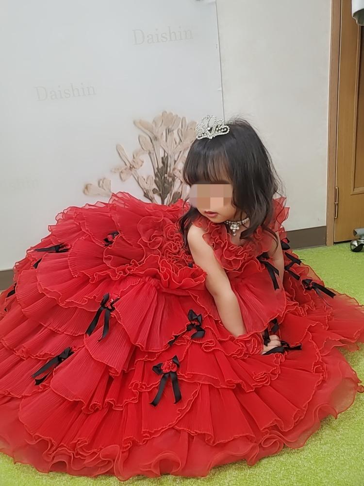 女の子3歳七五三前撮り写真