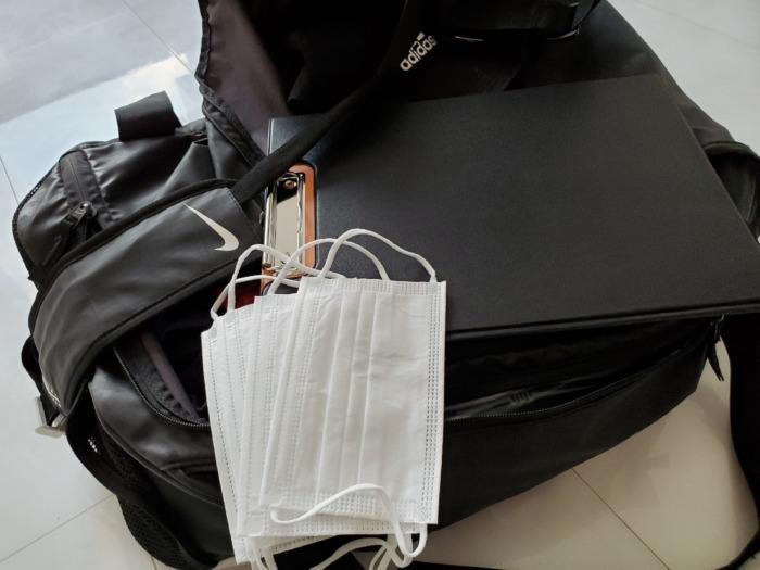 野外活動へ持っていくバッグの中身