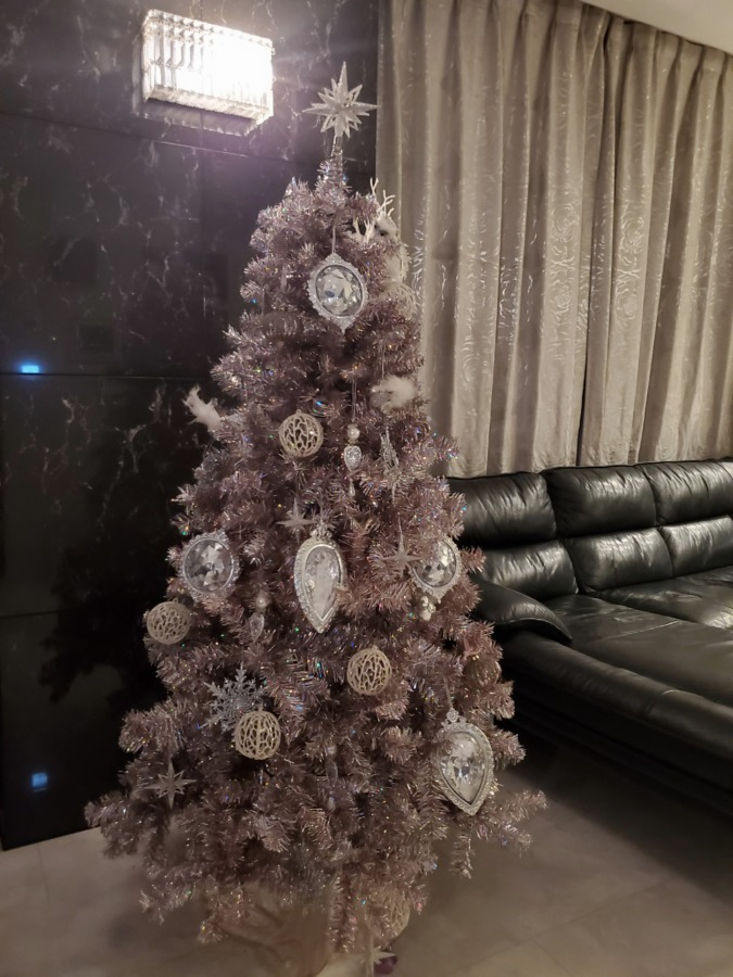 フランフランピンクのツリー