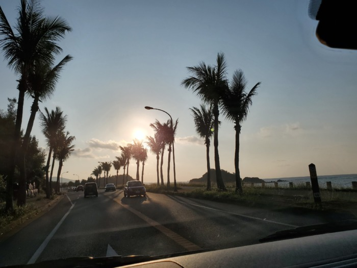12月沖縄の天気や気温