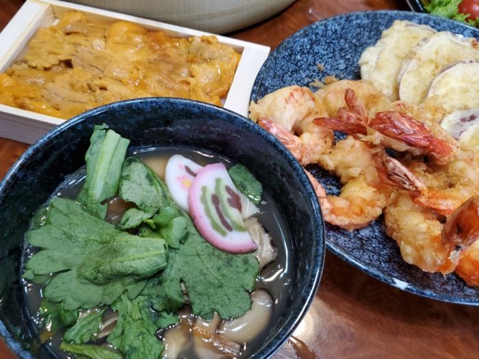 牡蠣入のお雑煮
