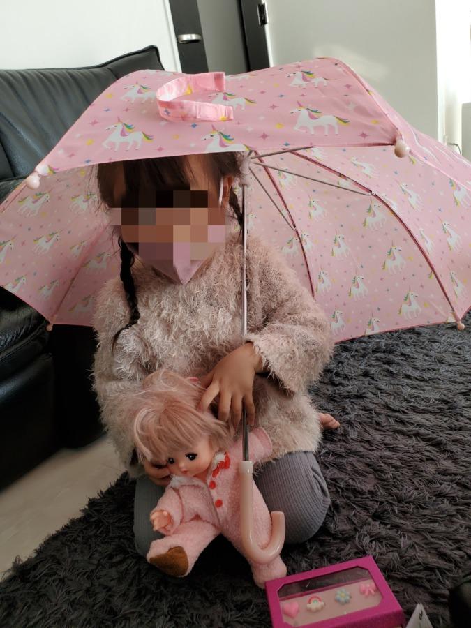フライングタイガー傘