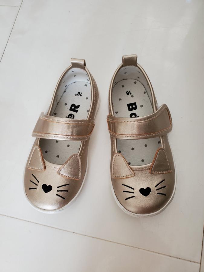 入園式女の子靴
