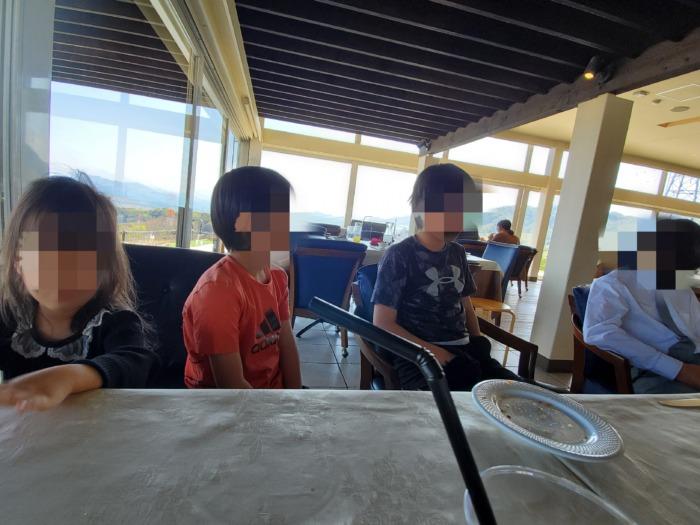 4人の子供達