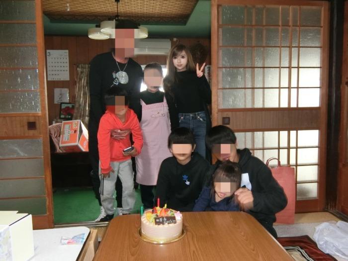 米寿のお祝い 記念撮影