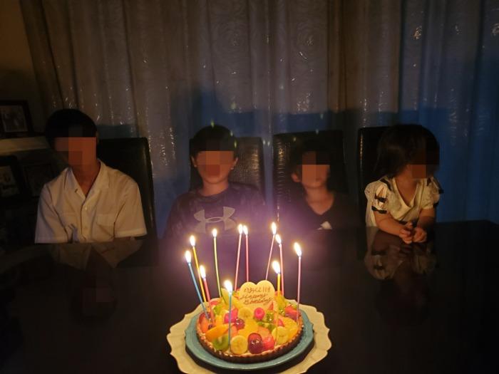 子供のお誕生日会