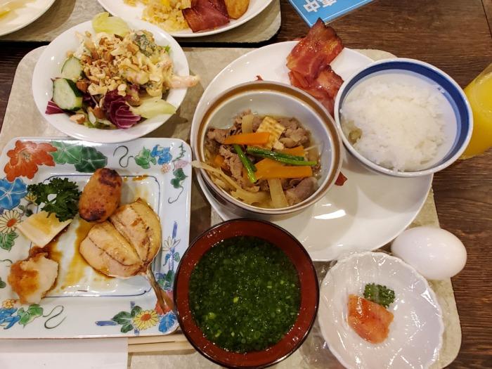 杉乃井ホテルシーダパレスの料理
