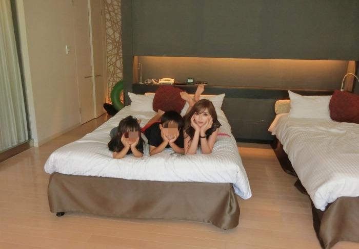 杉乃井ホテル中館の部屋