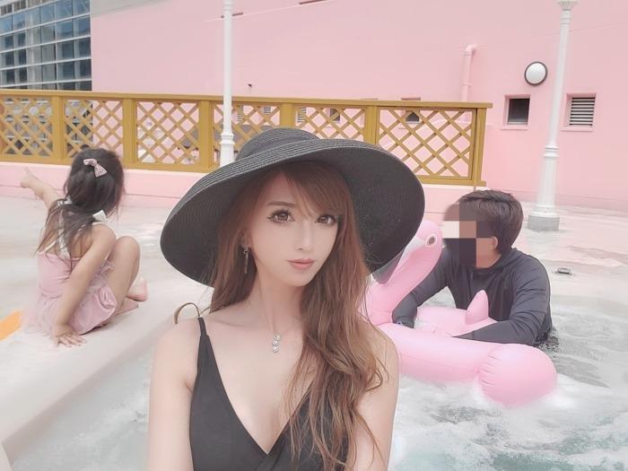 杉の井ホテル プール