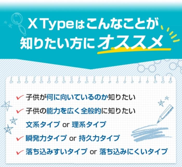 DNAFACTORY Xタイプ